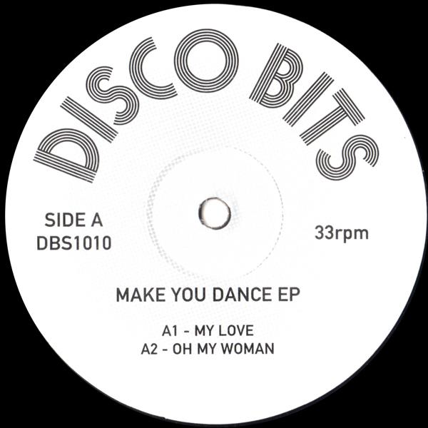 Unknown Artist Make You Dance Ep Disco Bits Vinyl