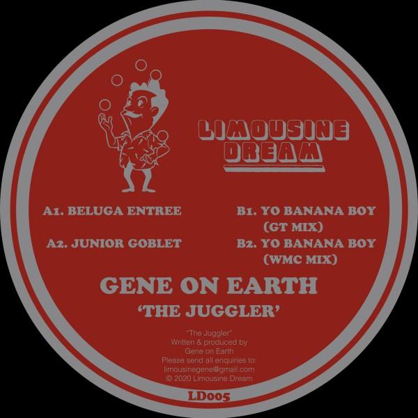 gene-on-earth-the-juggler-limousine-dream-cover