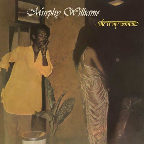 murphy-williams-she-is-my-woman-lp-pmg-records-cover