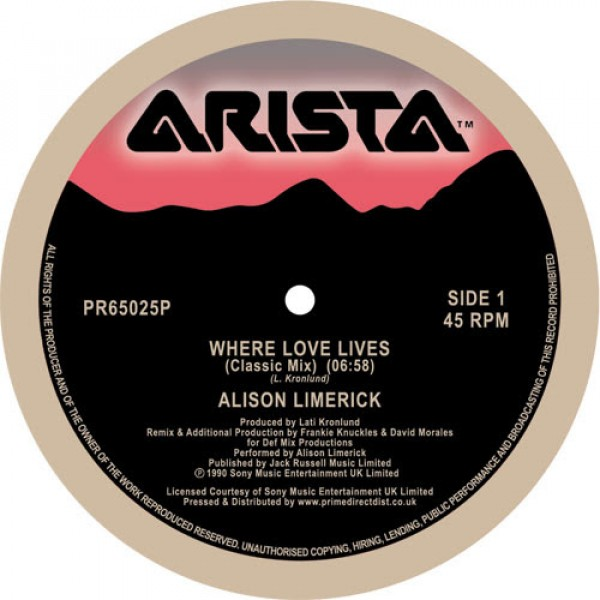 alison-limerick-where-love-lives-frankie-knuckles-david-morales-remixes-arista-cover