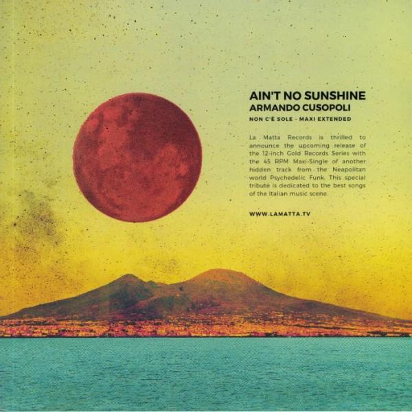 armando-cusopoli-aint-no-sunshine-la-matta-records-cover