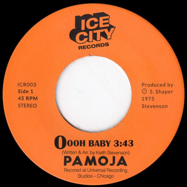 pamoja-oooh-baby-only-the-lonely-know-ice-city-records-cover