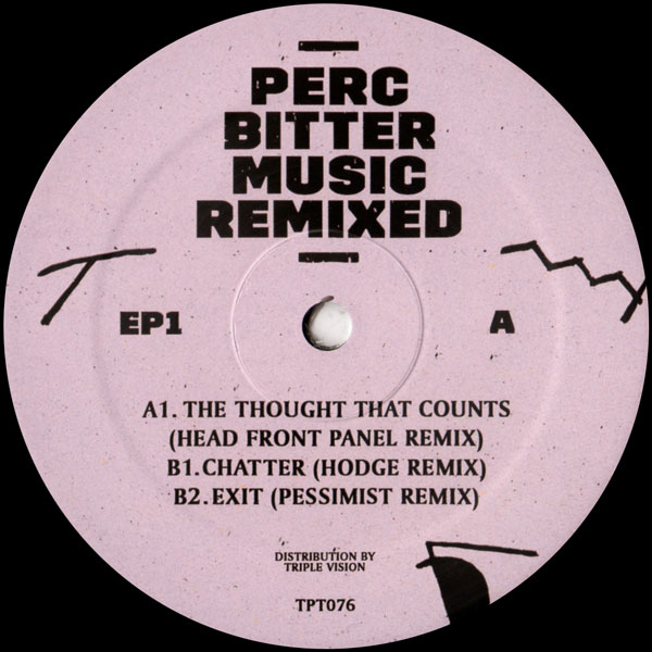 PERC/Look What Your Love Has Done To Me - Remixed (Incl  I