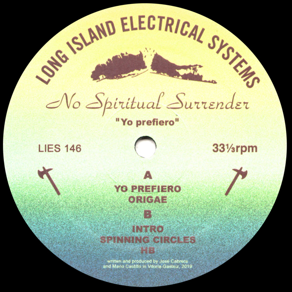 no-spiritual-surrender-yo-prefiero-ep-lies-cover
