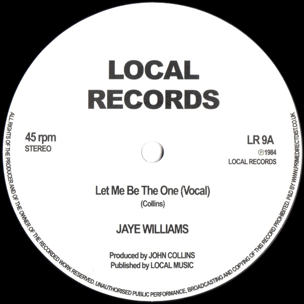 jaye-williams-semi-automatic-let-me-be-the-one-local-records-cover