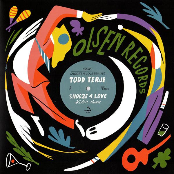 todd-terje-snooze-4-love-dixon-luke-abbott-remixes-olsen-records-cover