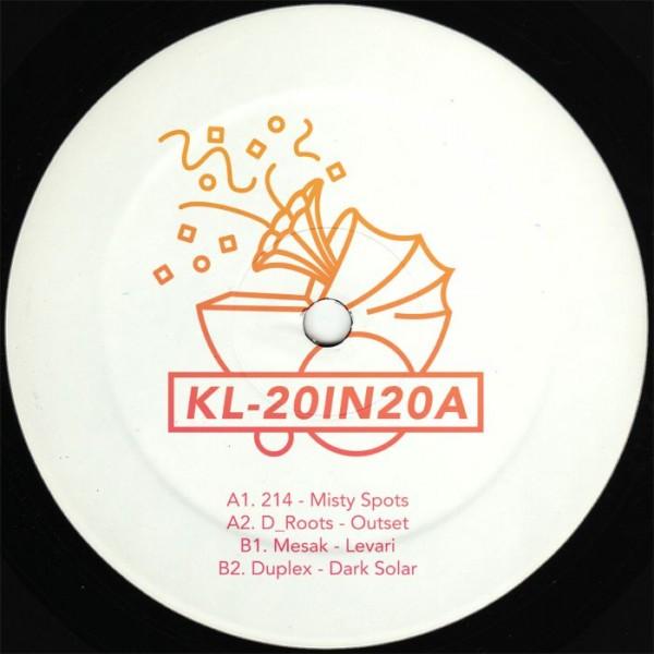 duplex-various-artists-20in20a-klakson-records-cover