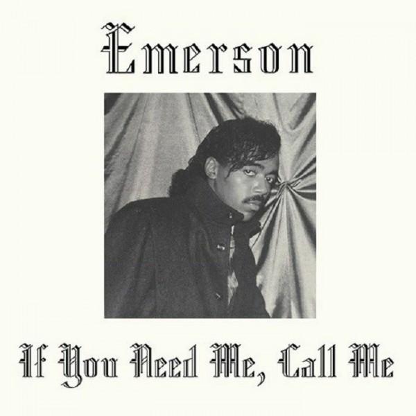 emerson-if-you-need-me-call-me-kalita-cover
