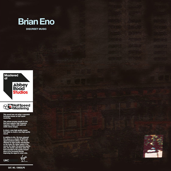 brian-eno-discreet-music-lp-half-speed-master-virgin-emi-cover