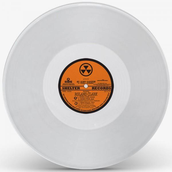 roland-clark-i-get-deep-clear-vinyl-repress-shelter-records-cover