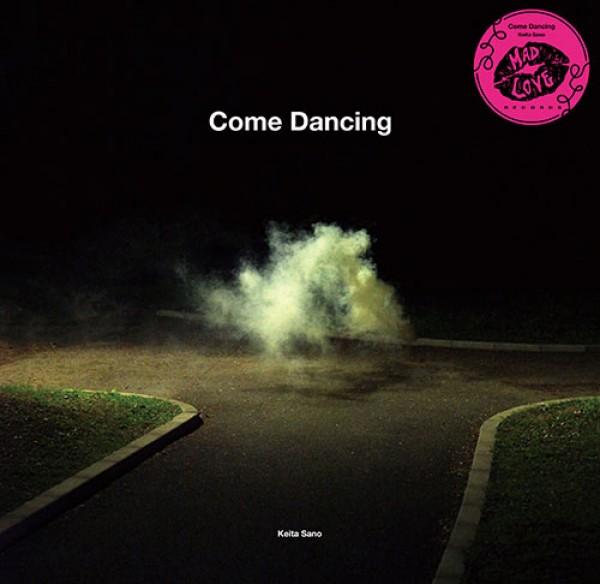 keita-sano-come-dancing-ep-mad-love-records-cover