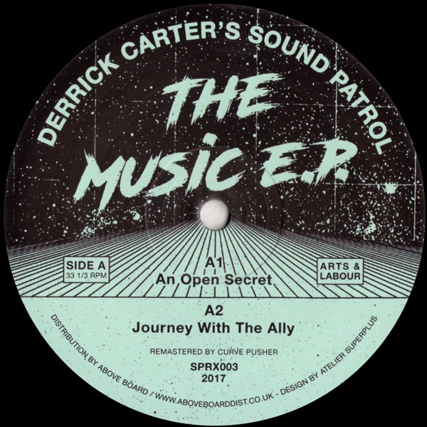 derrick-carters-sound-patrol-the-music-ep-arts-labour-cover