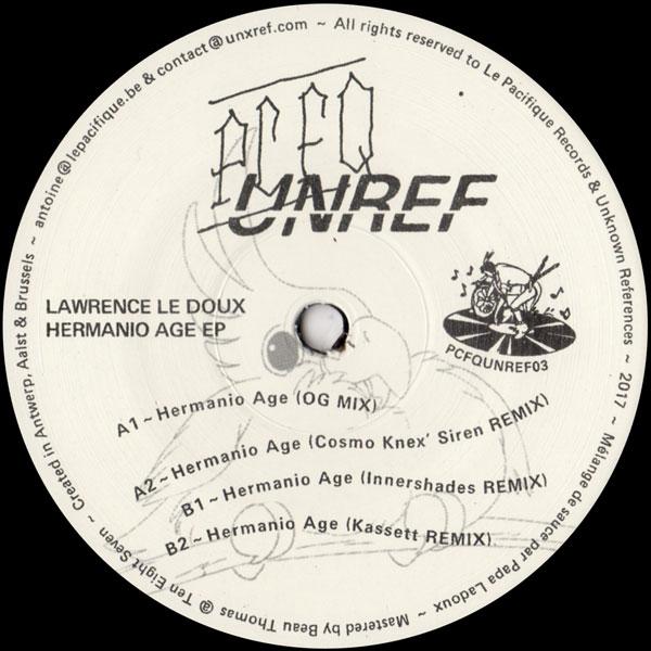 lawrence-le-doux-hermanio-age-ep-le-pacifique-records-cover