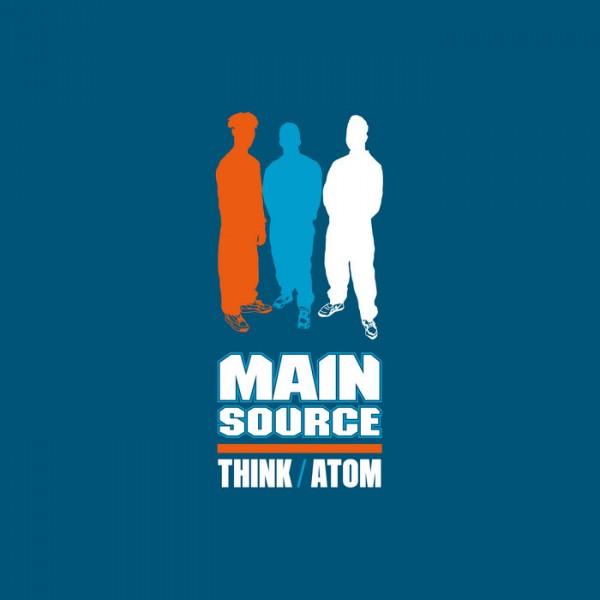 main-source-think-atom-sky-blue-vinyl-mr-bongo-cover