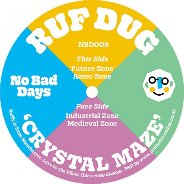 ruf-dug-crystal-maze-no-bad-days-cover