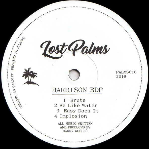 harrison-bdp-be-like-water-ep-lost-palms-cover