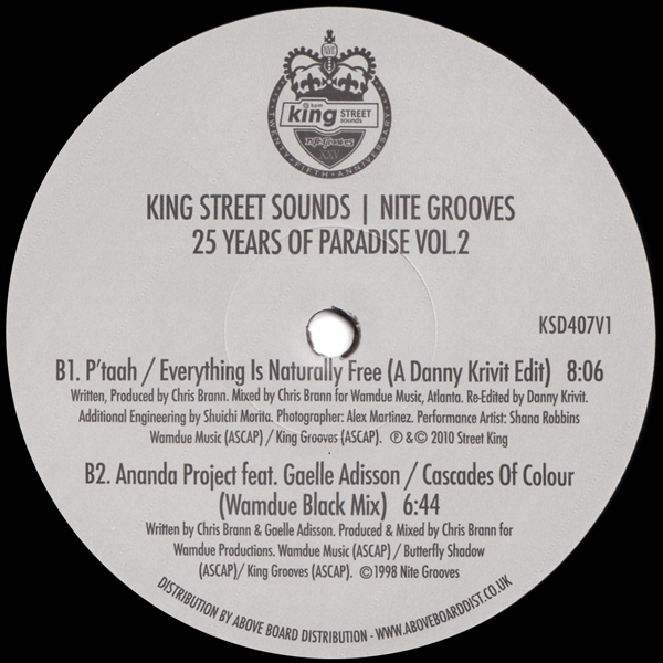 kerri-chandler-ananda-project-kimara-lovelace-25-years-of-paradise-vol-2-remixes-king-street-sounds-cover