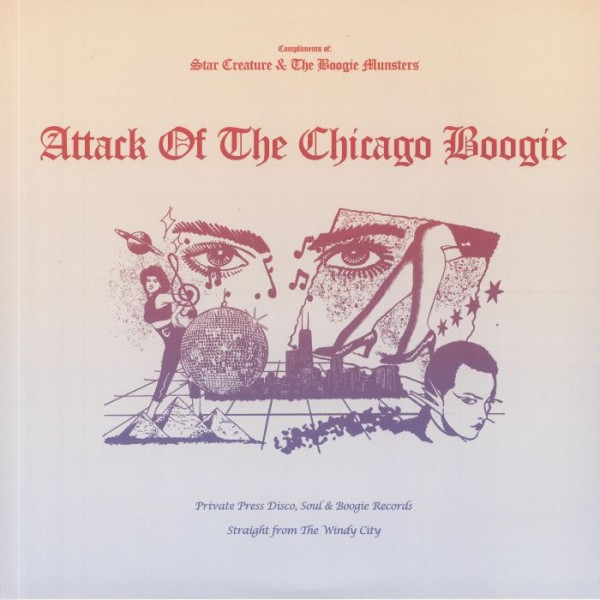 various-artists-attack-of-the-chicago-boogie-ep-star-creature-cover