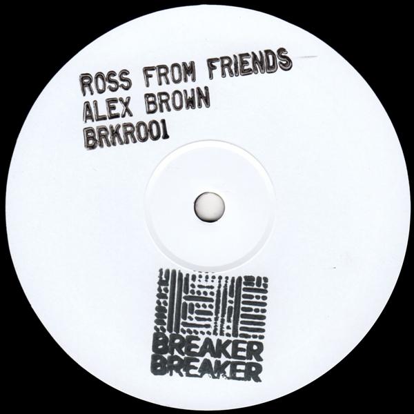ross-from-friends-alex-brown-ep-breaker-breaker-cover