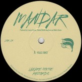 mandar-peace-force-each-time-lazare-hoche-records-cover