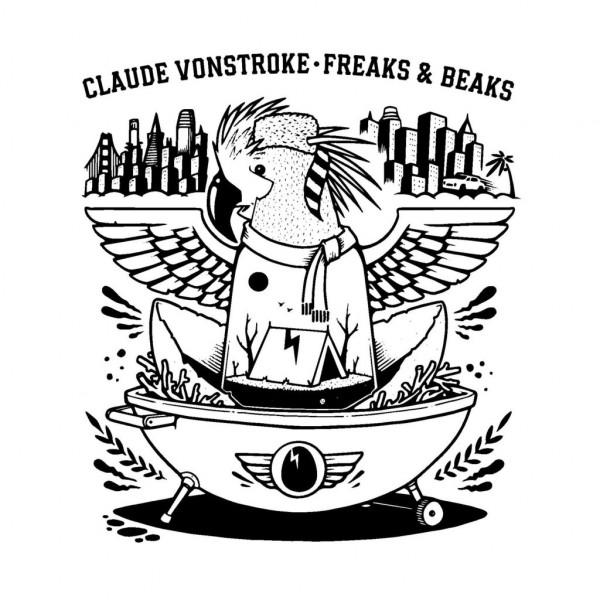 claude-vonstroke-freaks-beaks-lp-dirtybird-cover