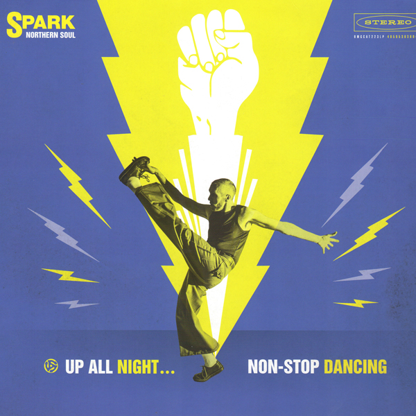various-artists-up-all-nightnon-stop-dancing-the-very-best-of-spark-northern-soul-lp-peer-cover