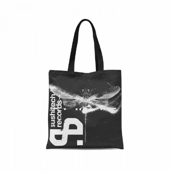 various-artists-yossi-amoyal-presents-fluere-collectors-edition-black-tote-bag-version-sushitech-cover