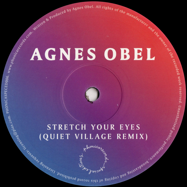 agnes-obel-stretch-your-eyes-quiet-village-remixes-phonica-records-special-editions-cover