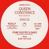 kim-taylor-licky-stump-your-feet-dance-african-rock-queen-constance-cover