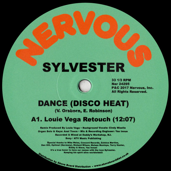 Dance (Disco Heat) (Louie Vega Remixes)