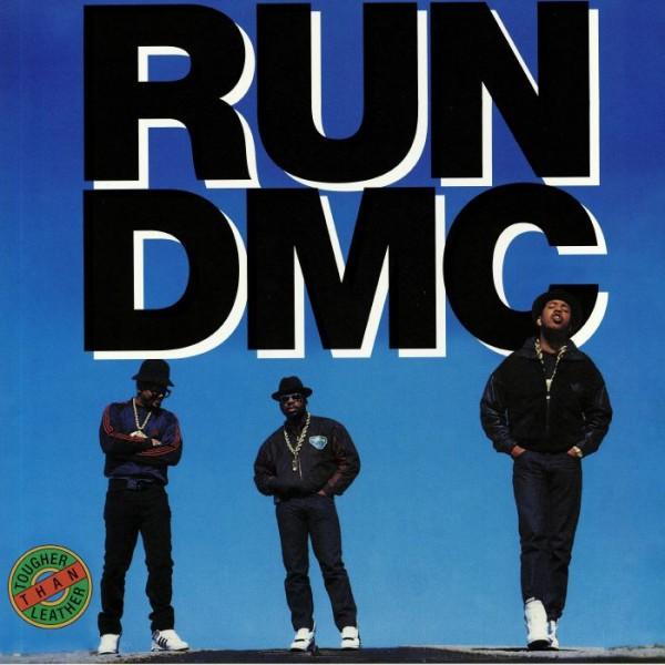 run-dmc-tougher-than-leather-translucent-blue-vinyl-get-on-down-cover