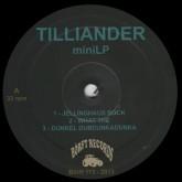 tilliander-mini-lp-borft-cover