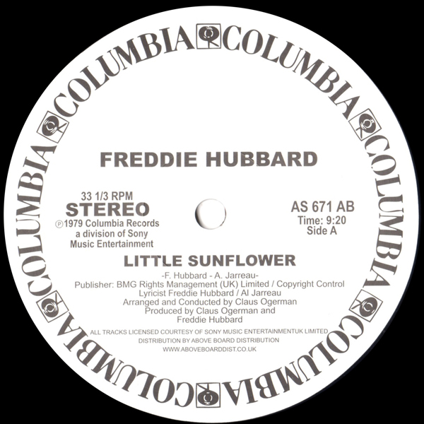 freddie-hubbard-little-sunflower-columbia-cover