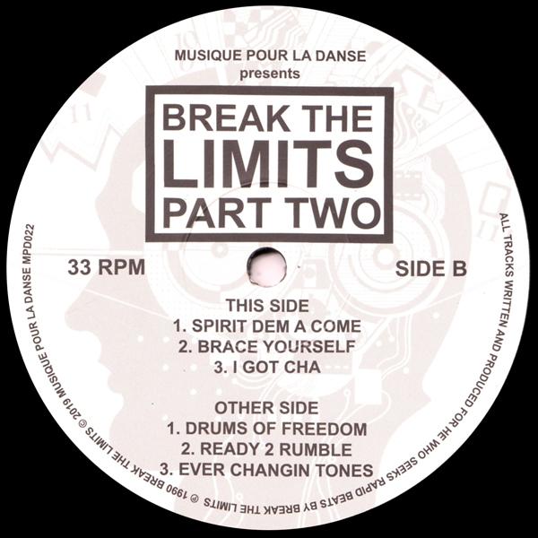 break-the-limits-bay-b-kane-mister-e-break-the-limits-part-2-musique-pour-la-danse-cover