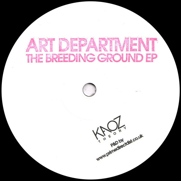art-department-the-breeding-ground-ep-kaoz-theory-cover