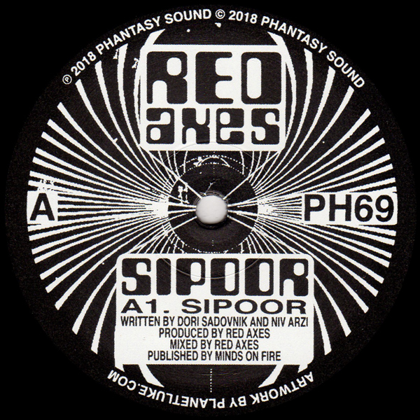 red-axes-sipoor-phantasy-sound-cover