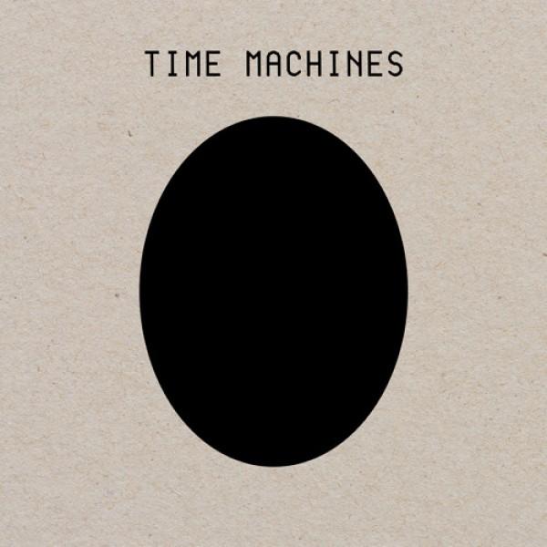 coil-time-machines-lp-blue-vinyl-version-dais-records-cover