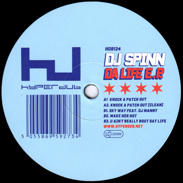 dj-spinn-da-life-ep-hyperdub-cover