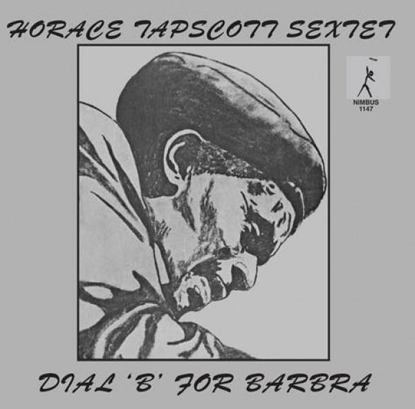 horace-tapscott-dial-b-for-barbra-lp-pre-order-nimbus-west-cover