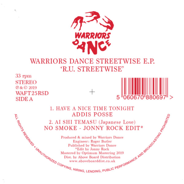 no-smoke-addis-posse-warriors-dance-ru-streetwise-ep-inc-jonny-rock-edit-warriors-dance-cover