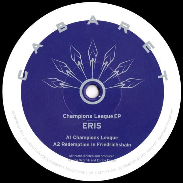 eris-champions-league-ep-cabaret-cover