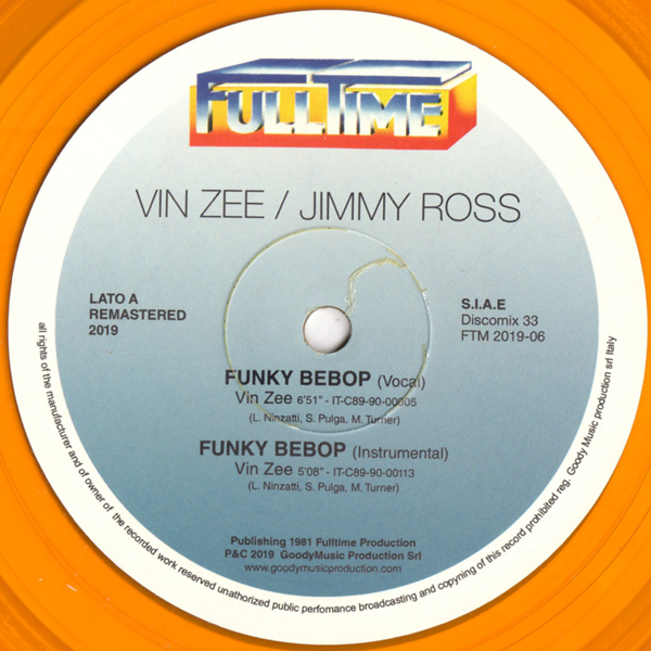 DFX/Relax Your Body/FULL TIME - Vinyl Records Specialists