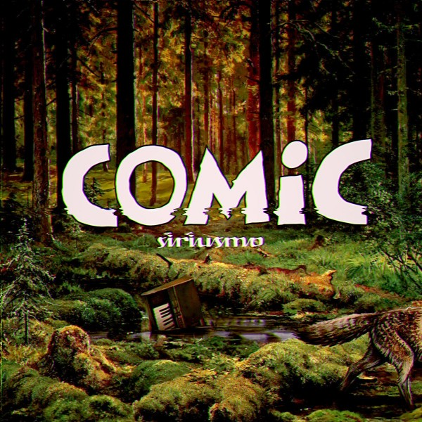 siriusmo-comic-lp-monkeytown-records-cover