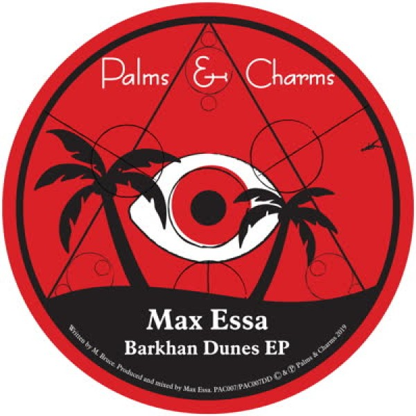 max-essa-barkhan-dunes-ep-pre-order-palms-charms-cover