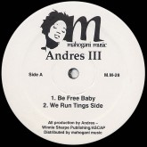 andres-andres-iii-ep-be-free-baby-mahogani-music-cover