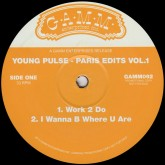 young-pulse-paris-edits-vol-1-gamm-records-cover