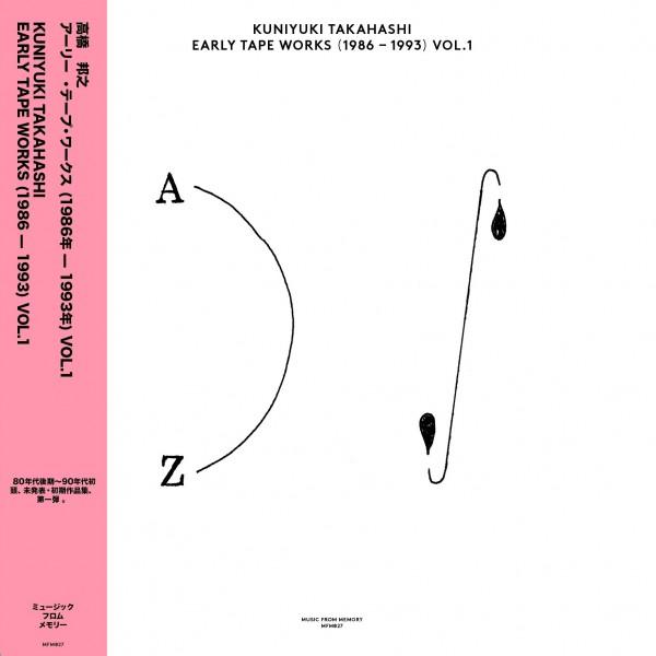 kuniyuki-takahashi-early-tape-works-1986-1993-vol-1-lp-music-from-memory-cover
