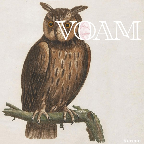 karenn-kind-of-green-ep-voam-cover