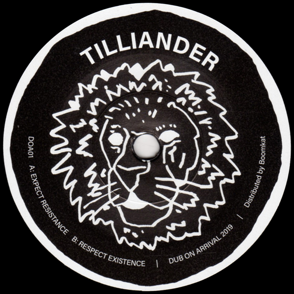 tilliander-expect-resistance-respect-existence-dub-on-arrival-cover