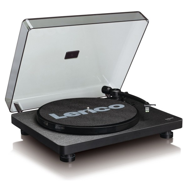 Lenco Lenco L 30 Turntable Black Lenco Vinyl Records
